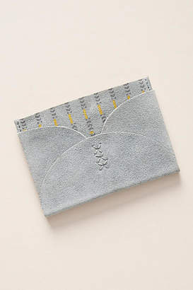 Anthropologie Yarrow Card Case