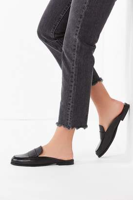 Urban Outfitters Jules Leather Loafer Mule