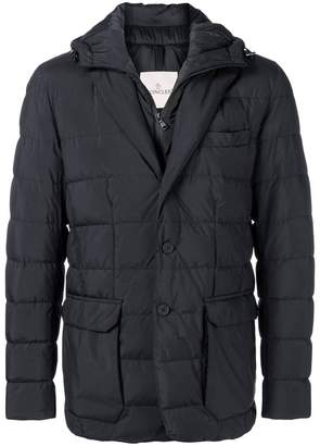 Moncler padded long sleeved jacket