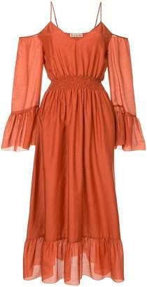 Flow The Label off the shoulder dress