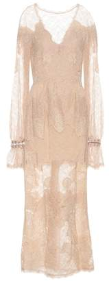 Jonathan Simkhai Lace maxi dress