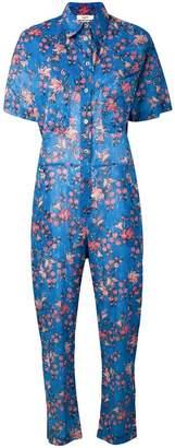 Etoile Isabel Marant floral print jumpsuit