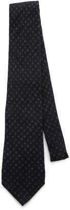 Ralph Lauren 6cm Houndstooth Felt Tie