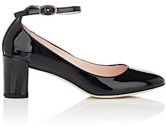Repetto Women's Electra Patent Leather Mary Jane Pumps - Black