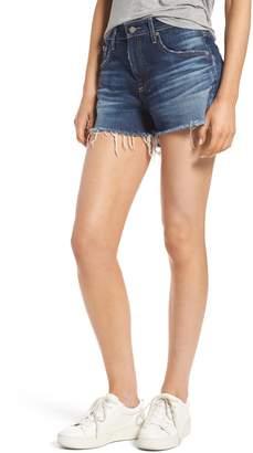 AG Jeans Bryn High Rise Cutoff Denim Shorts