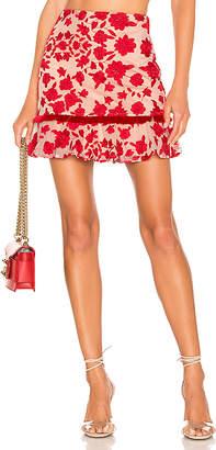 Lovers + Friends Kehlani Mini Skirt