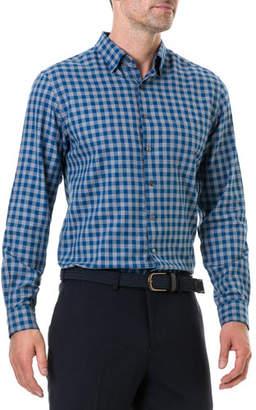 Rodd & Gunn Men's East Harbour Check Sport Shirt