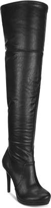 Thalia Sodi Beckie Over-The-Knee Boots, Women Shoes