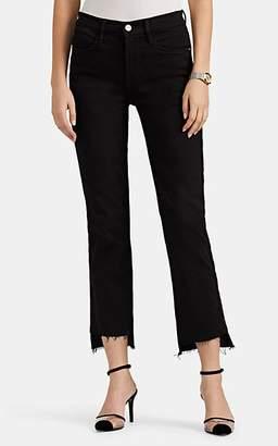 Frame Women's Le High Straight Jeans - Black