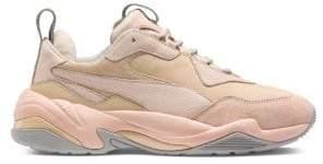 Puma Women's Thunder Desert Sneakers - Beige - Size 9.5