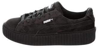 sports shoes 17d42 a13ec Puma Fenty Platform - ShopStyle