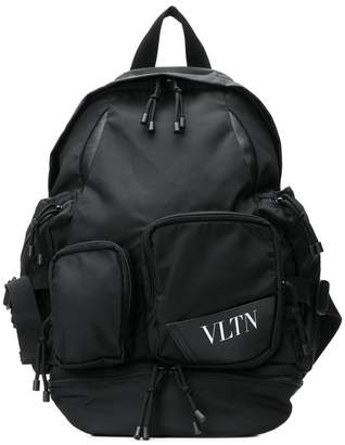 Valentino structured backpack