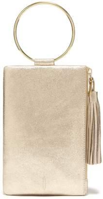 Nolita THACKER Ring Handle Leather Clutch