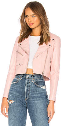 Understated Leather x REVOLVE Mercy Cropped Jacket