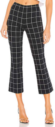 Bailey 44 Pirozhki Crop Plaid Pant