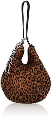 Alexander Wang Women's Roxy Calf Hair & Leather Hobo - Leopard