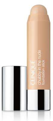 Clinique Women's Chubby in the Nude Foundation Stick - Grandest Golden Neutral