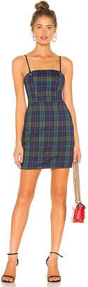 About Us Allison Mini Dress