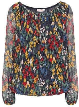 Tory Burch Josephine floral-print blouse