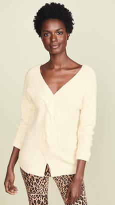 J.o.a. Braid Sweater