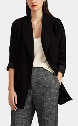 Co Women's Cady Belted Wrap Blazer - Black