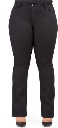 Justice Poetic Scarlett Slim Bootcut Curvy Fit Jeans