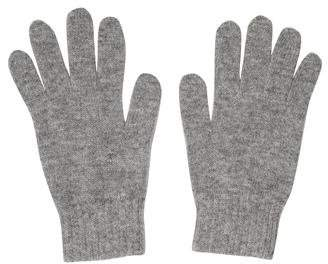 Johnstons of Elgin Cashmere Cuff Gloves