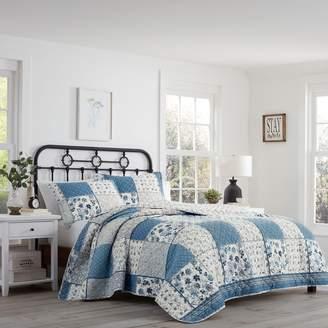 Ludlow Stone Cottage Quilt Set