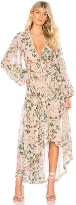 Rococo Sand x REVOLVE Flora Maxi Dress
