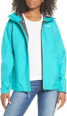 The North Face Dryzzle Hooded Rain Jacket