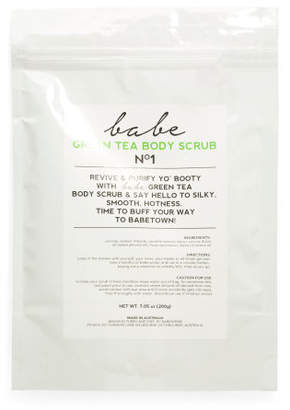 Made In Australia Green Tea Body Scrub