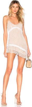 For Love & Lemons Bright Lights Mini Dress