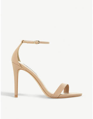 Steve Madden Stecy SM faux-leather heeled sandals
