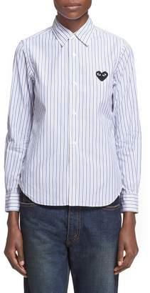 Comme des Garcons Stripe Shirt