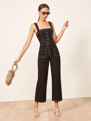 Reformation Amory Jumpsuit