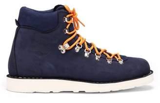 Diemme Roccia Vet Lace Up Suede Hiking Boots - Mens - Navy