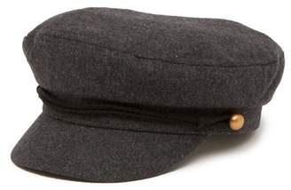 Free Press Wool Blend Newsboy Cap