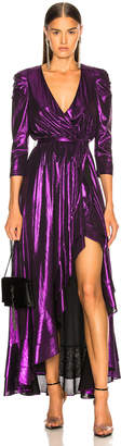 Retrofete retrofete Flora Dress in Purple | FWRD