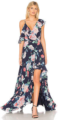 Yumi Kim Butterfly Kiss Maxi Dress