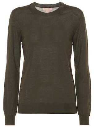 Burberry Vintage Check merino wool sweater
