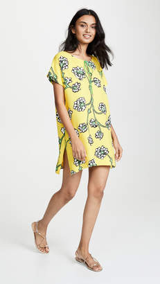 Diane von Furstenberg Panarea Cover Up Dress