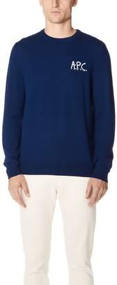 A.P.C. Pull Sapiens Sweater