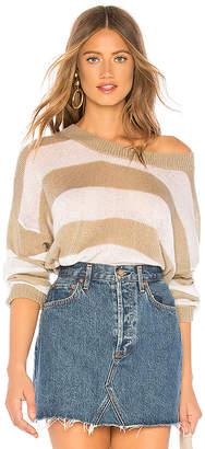 Indah Marshmallow Oversized Sweater