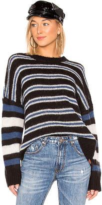 One Teaspoon Bonnie Stripe Sweater