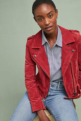 Blank NYC BLANKNYC Valentine Leather Moto Jacket