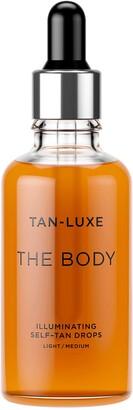 Tan Luxe TAN-LUXE - THE BODY Illuminating Self-Tan Drops