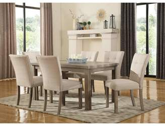 Gracie Oaks Robb 7 Piece Dining Set