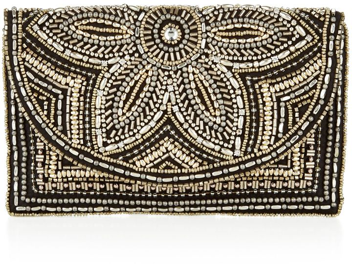 Accessorize Tilly Embellished Clutch Bag Shopstyle Co Uk Women
