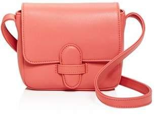 Olivia Clergue Gisela Mini Leather Shoulder Bag