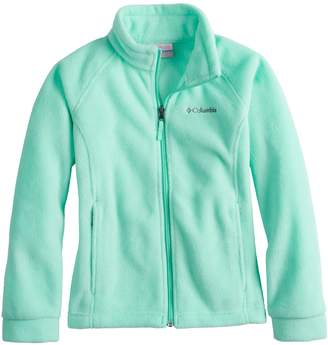 Columbia Girls 4-18 Three Lakes Lightweight Fleece Jacket